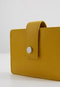 KIOMI - LEATHER - Peněženka - yellow - 2