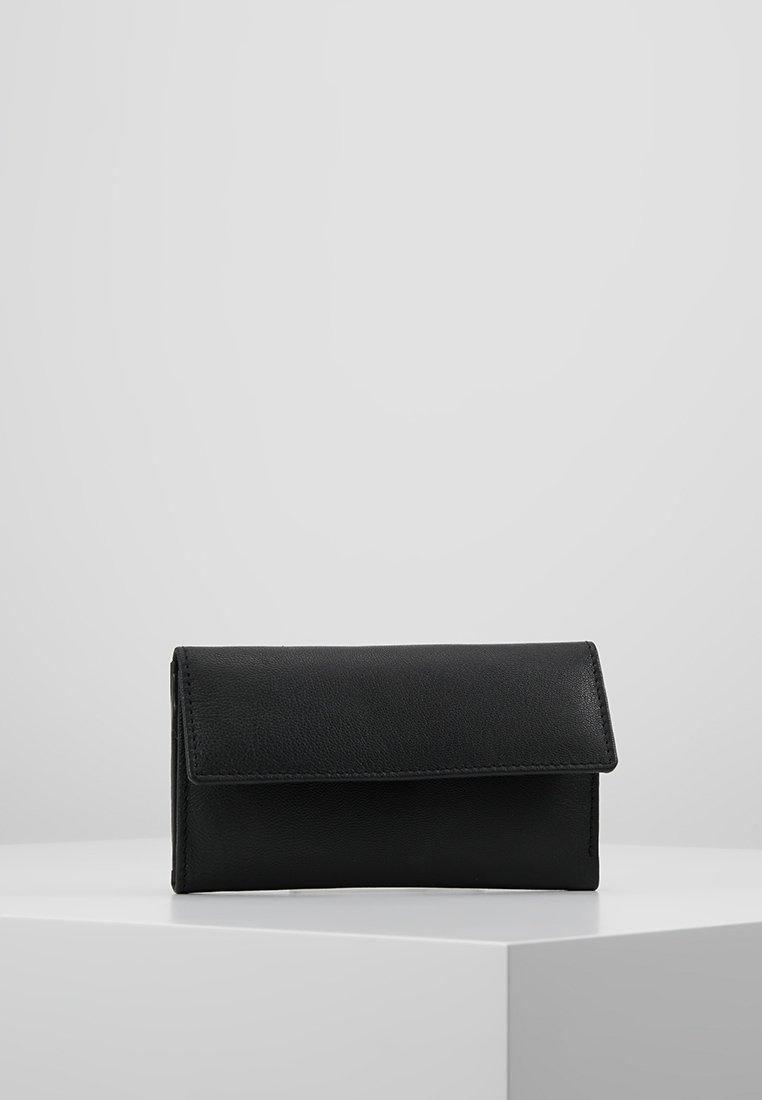 KIOMI - LEATHER - Portafoglio - black