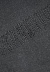 KIOMI - Szal - dark gray - 2
