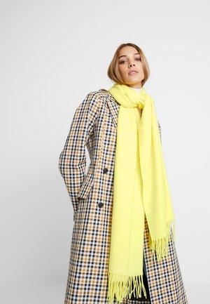 Écharpe - yellow