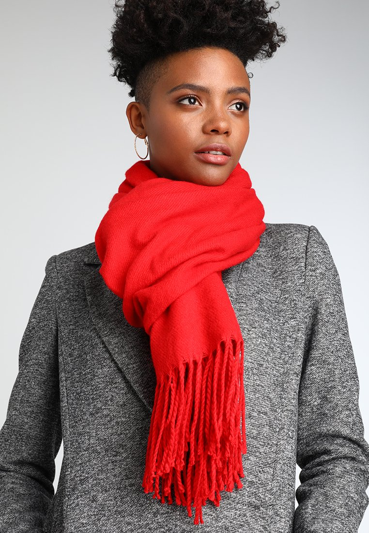 KIOMI - Scarf - red