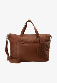 KIOMI - Weekend bag - cognac - 5