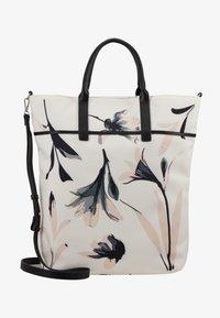KIOMI - Shopping bag - offwhite/rose/black - 5