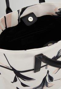 KIOMI - Shopping bag - offwhite/rose/black - 4