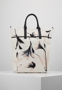 KIOMI - Shopping bag - offwhite/rose/black - 2