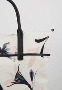KIOMI - Shopping bag - offwhite/rose/black - 6