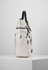KIOMI - Shopping bag - offwhite/rose/black - 3