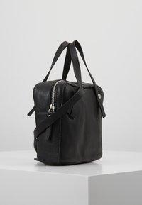 KIOMI - LEATHER - Across body bag - black - 3