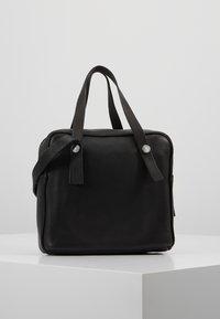 KIOMI - LEATHER - Across body bag - black - 2