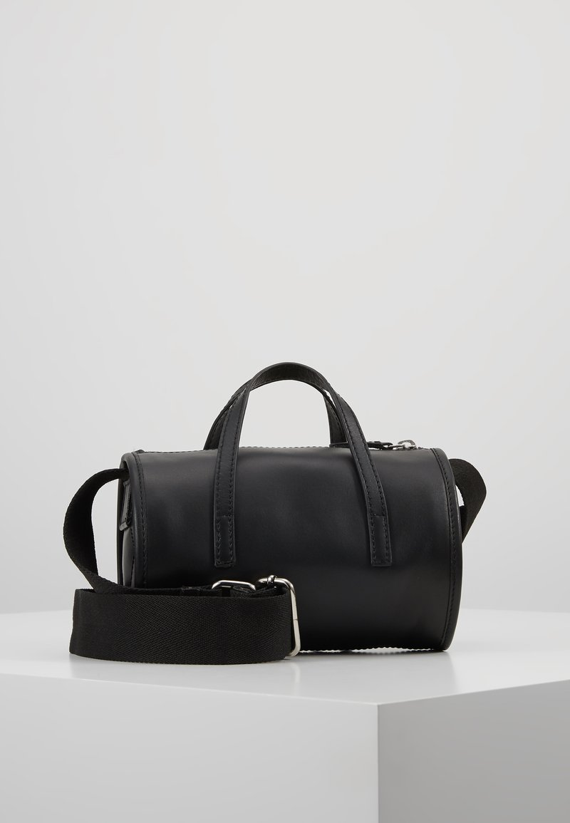 KIOMI - LEATHER - Handtasche - black