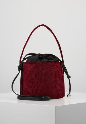 Schoudertas - ruby red