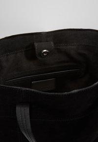 KIOMI - LEATHER - Velká kabelka - black - 4