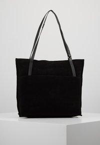 KIOMI - LEATHER - Tote bag - black - 0