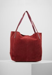 KIOMI - LEATHER - Shopping Bag - ruby red - 2