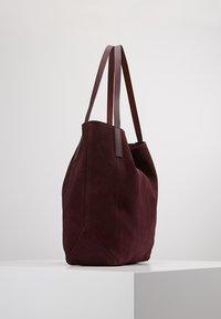 KIOMI - LEATHER - Velká kabelka - purple - 3