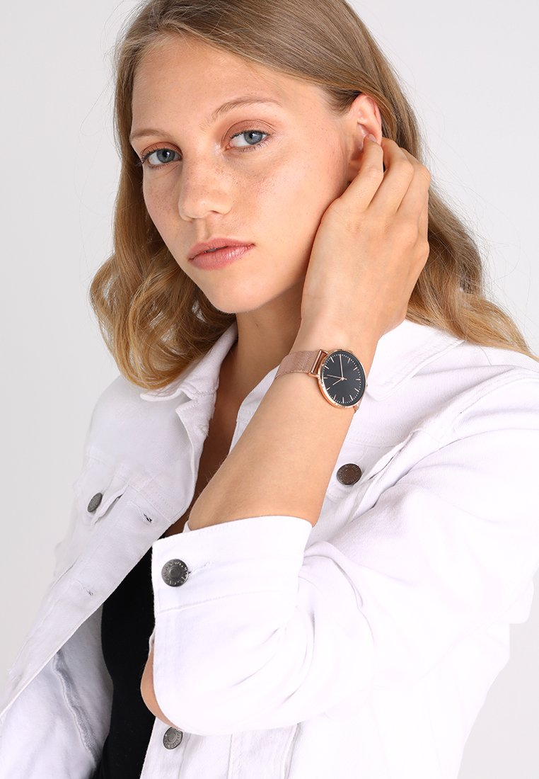KIOMI - Uhr - rose gold-coloured
