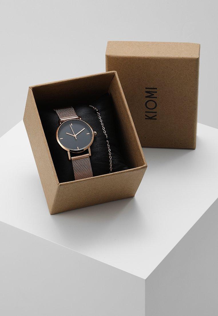 KIOMI - SET - Horloge - rose gold-coloured