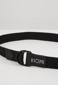 KIOMI - Pásek - black - 4