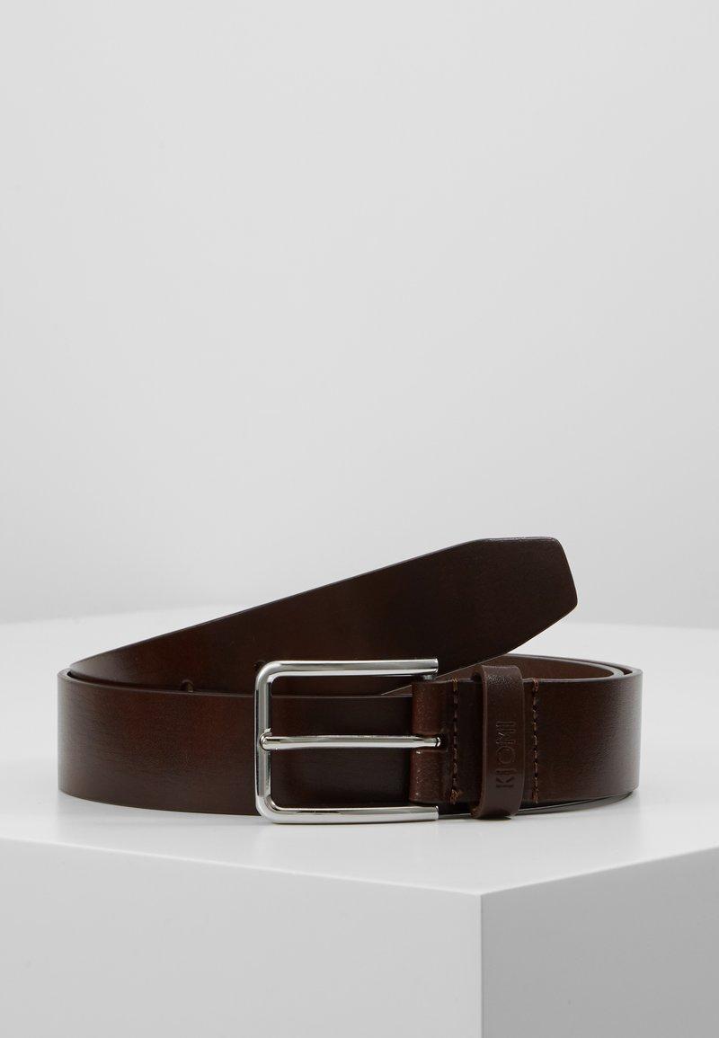 KIOMI - Belt - dark brown
