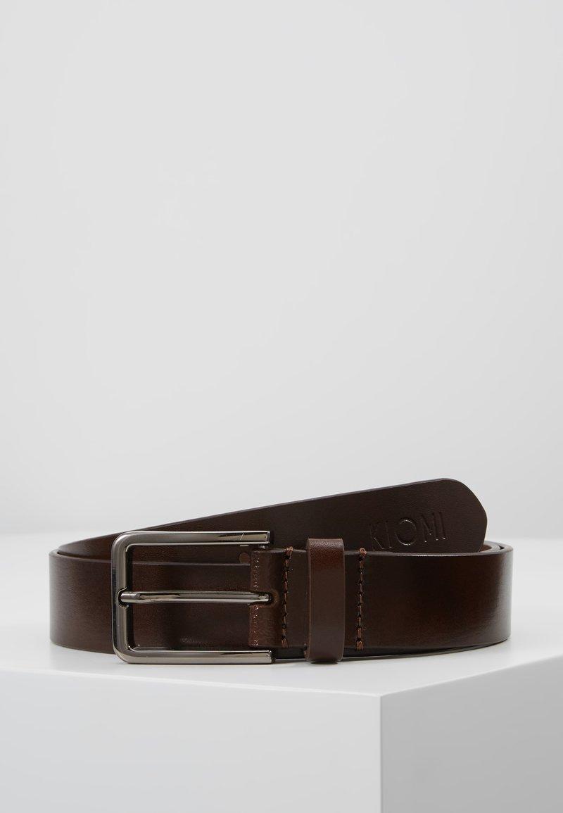 KIOMI - Cintura - dark brown