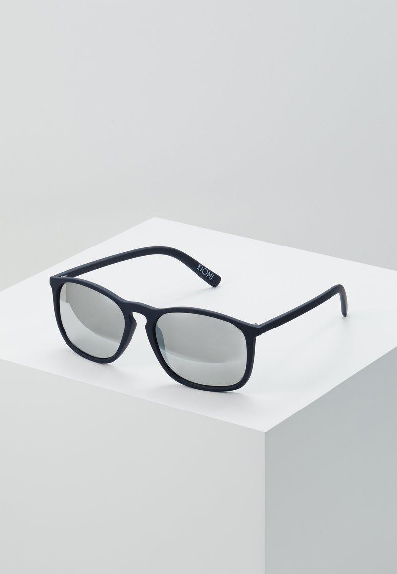 KIOMI - Sonnenbrille - blue/silver