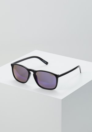 Zonnebril - black/light blue