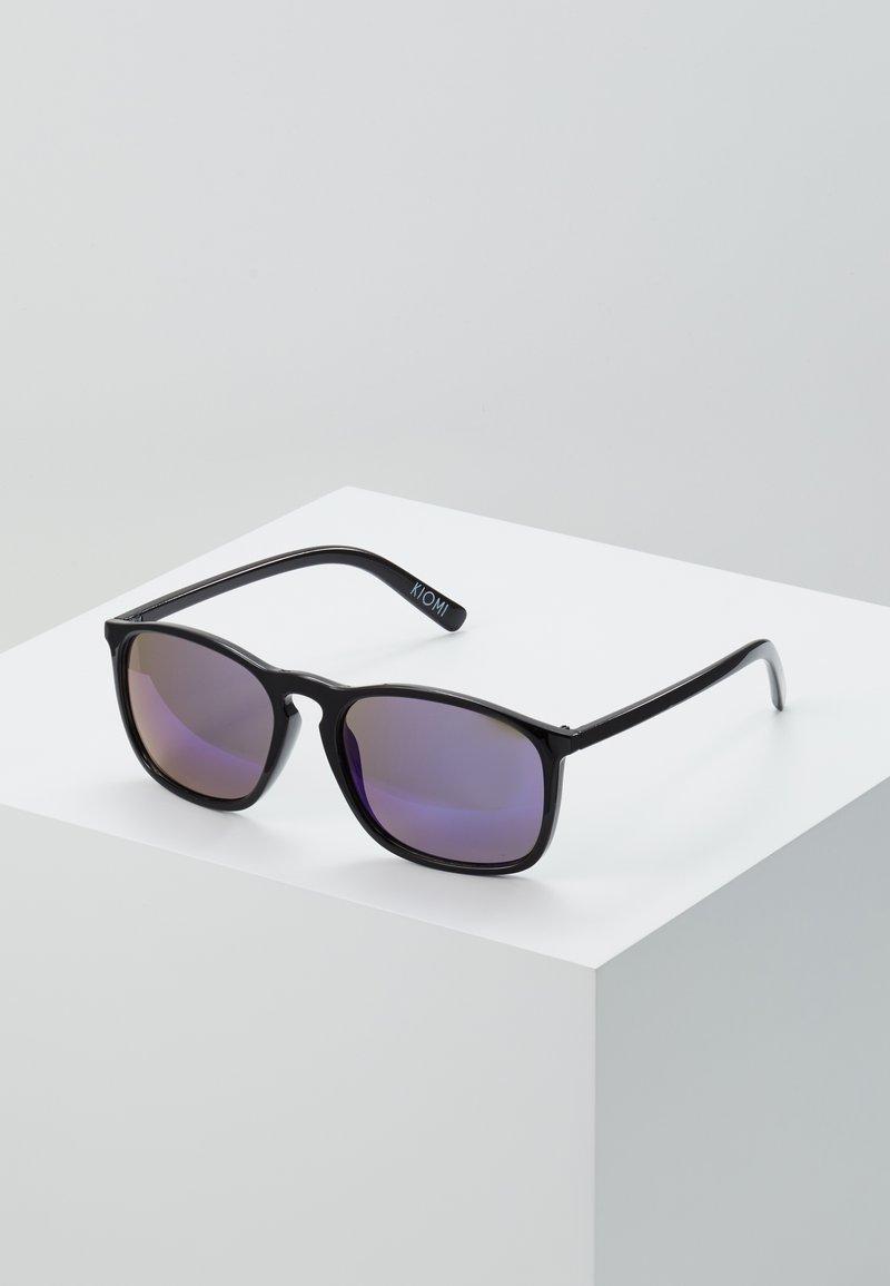 KIOMI - Sunglasses - black/light blue