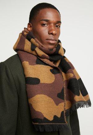 Sjaal - brown