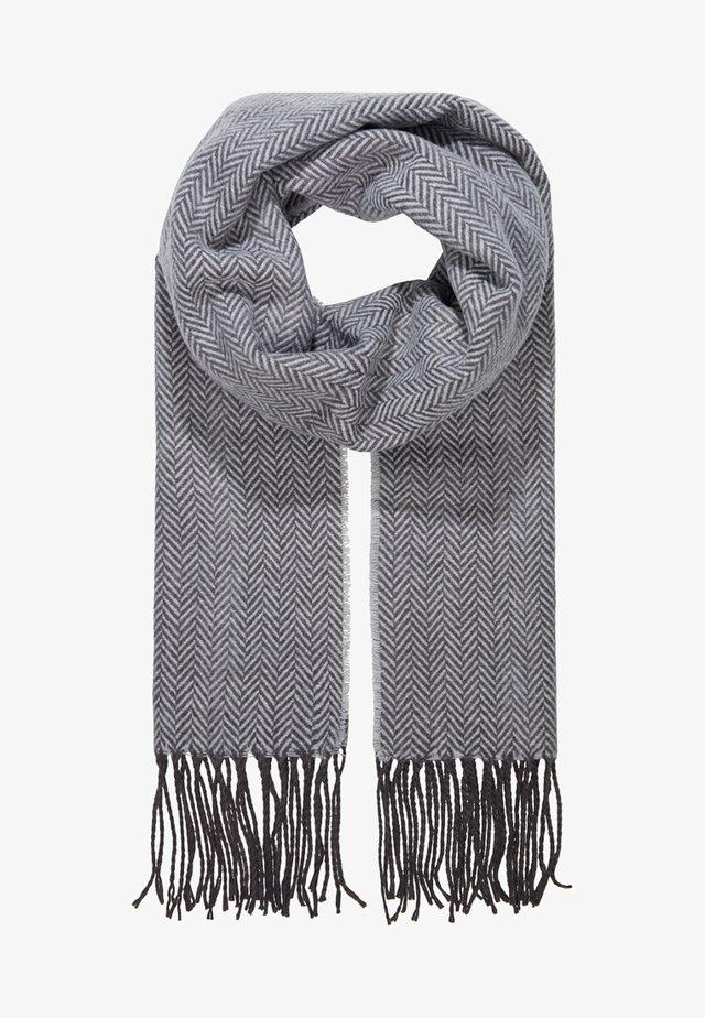 Schal - light grey