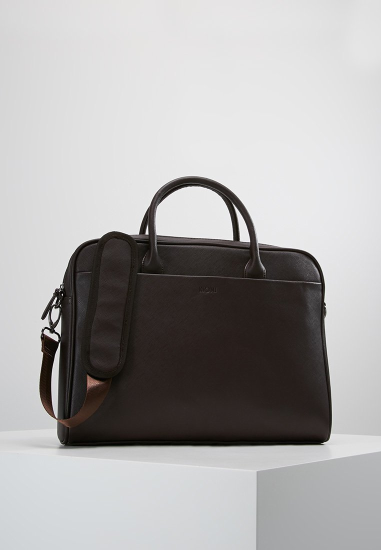 KIOMI - Briefcase - dark brown