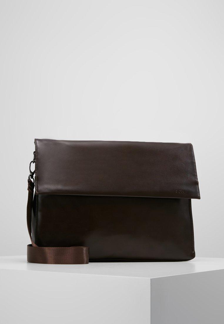 KIOMI - Across body bag - dark brown