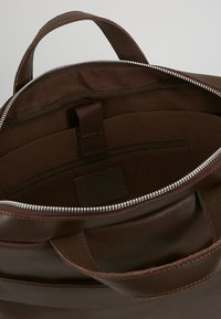 KIOMI - LEATHER - Briefcase - dark brown - 4