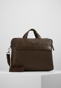 KIOMI - LEATHER - Briefcase - dark brown - 2