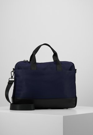 Laptop bag - dark blue