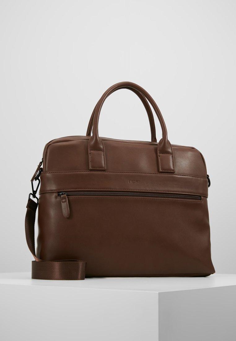 KIOMI - Briefcase - dark brown
