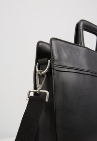 KIOMI - LEATHER - Briefcase - black - 7