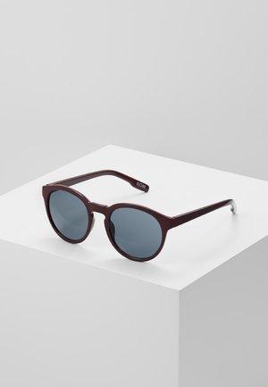 Sunglasses - black/bordeaux