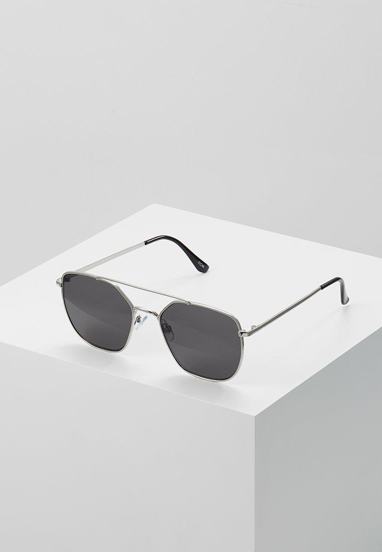 KIOMI - Occhiali da sole - silver-coloured