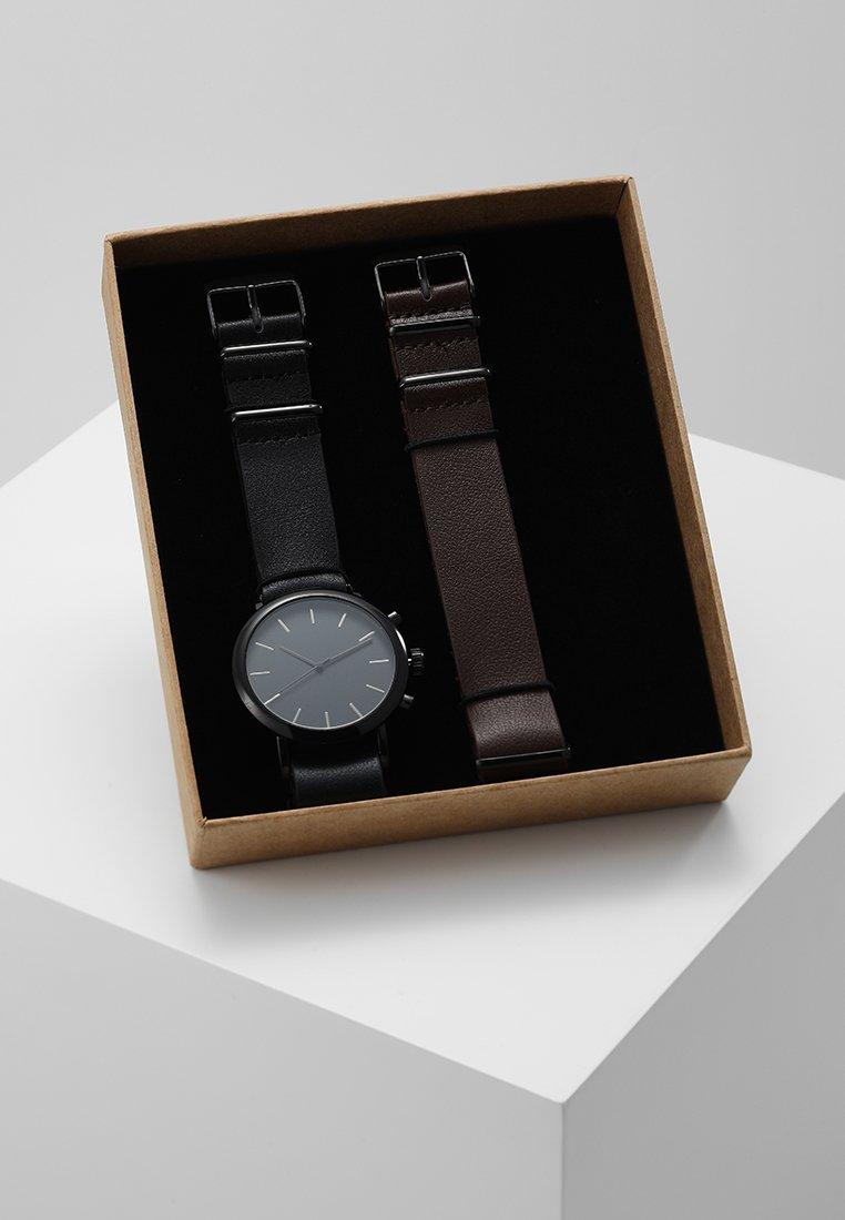 KIOMI - Uhr - black