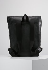 KIOMI - LEATHER - Rucksack - black - 2