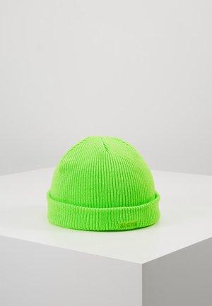 Muts - neon green