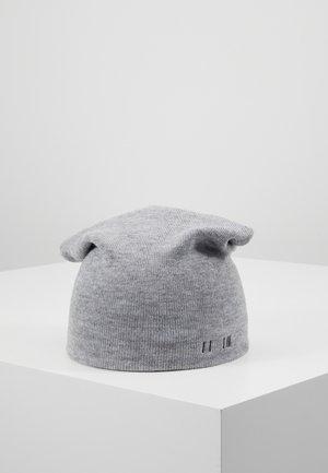 Mütze - light grey