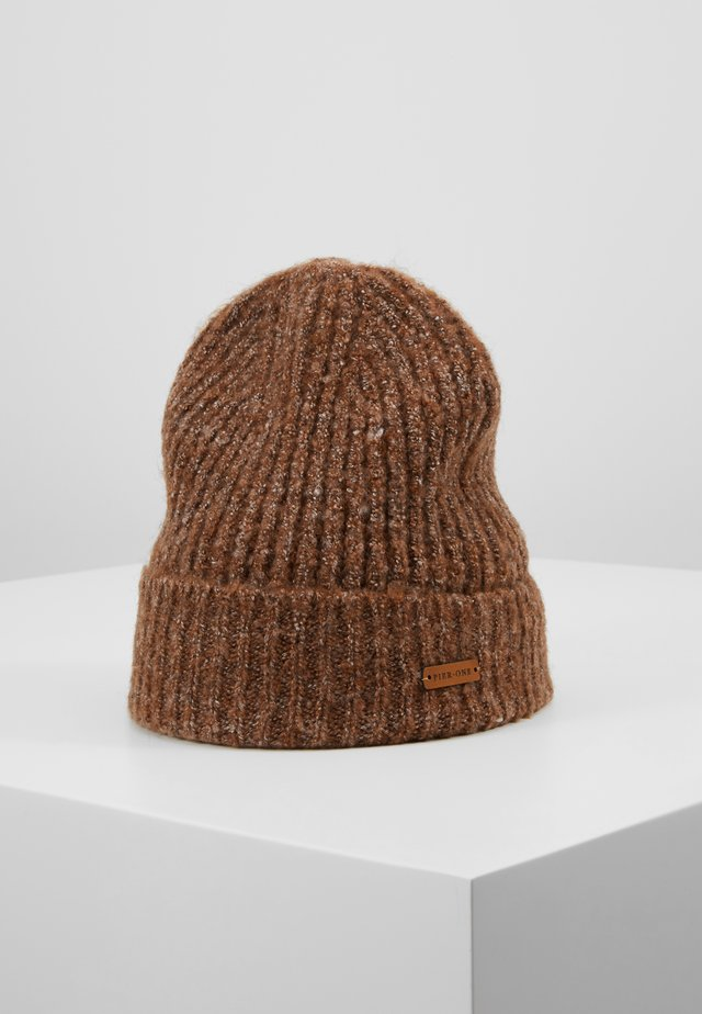 Bonnet - brown