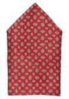 KIOMI - SET - Lommetørklæde - red