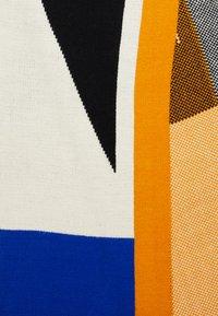 KIOMI - Sciarpa - white/blue/orange - 3