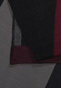KIOMI - Bufanda - grey/dark blue/black - 3
