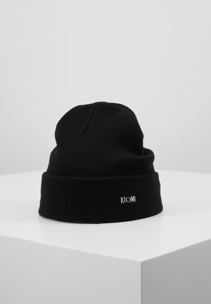 Čepice - black
