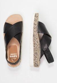 Kanna - DOHA - Korkeakorkoiset sandaalit - sofia - 3