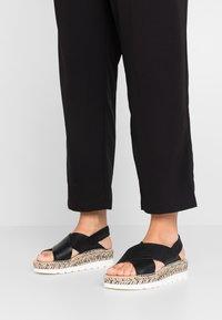 Kanna - DOHA - Korkeakorkoiset sandaalit - sofia - 0