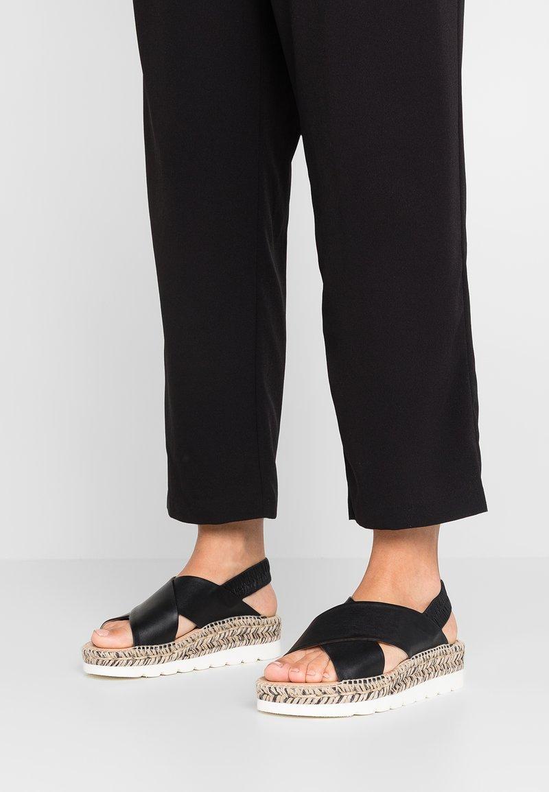 Kanna - DOHA - Korkeakorkoiset sandaalit - sofia